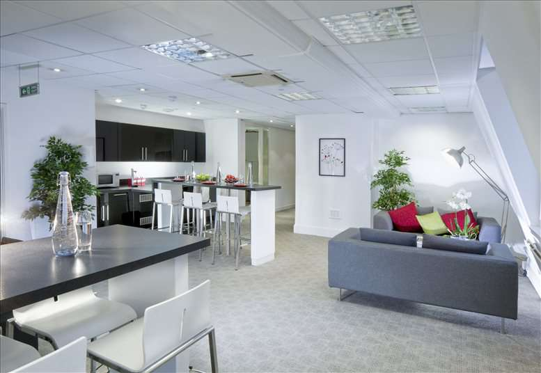 Image of Offices available in Holborn: 88 Kingsway, Holborn