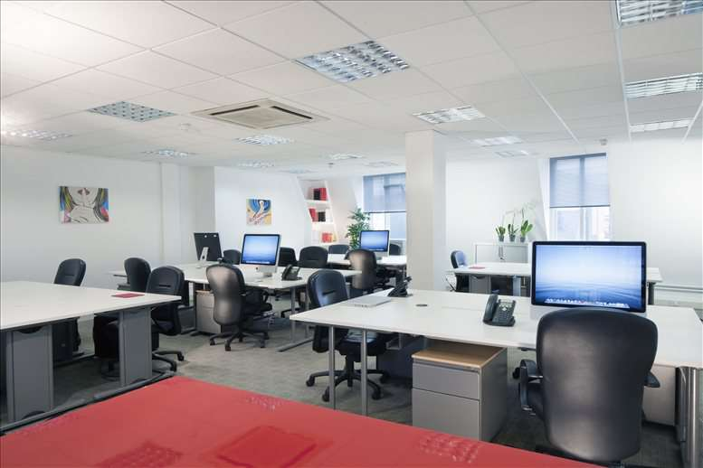 Rent Holborn Office Space on 88 Kingsway, Holborn