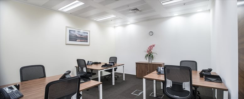 Photo of Office Space on Broadgate Tower, 20 Primrose Street, 12th Fl, London City The City