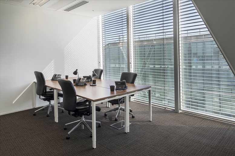 Broadgate Tower, 20 Primrose Street, 12th Fl, London City Office for Rent The City