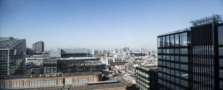 Image of Offices available in The City: Broadgate Tower, 20 Primrose Street, 12th Fl, London City