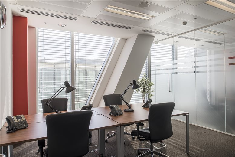 Photo of Office Space available to rent on Broadgate Tower, 20 Primrose Street, 12th Fl, London City, The City