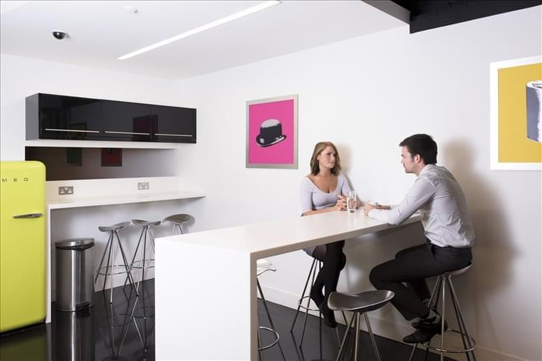 Photo of Office Space on 3 Lloyd's Avenue Fenchurch Street
