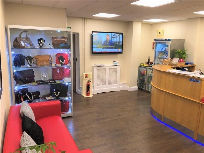 Office for Rent on 12 Deer Park Road, Merton Mitcham