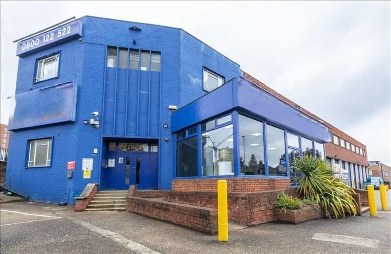 1 Nestles Avenue Office Space Southall