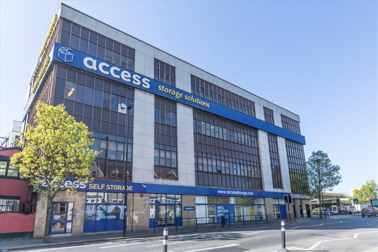 Access House, 207-211 The Vale available for companies in Acton