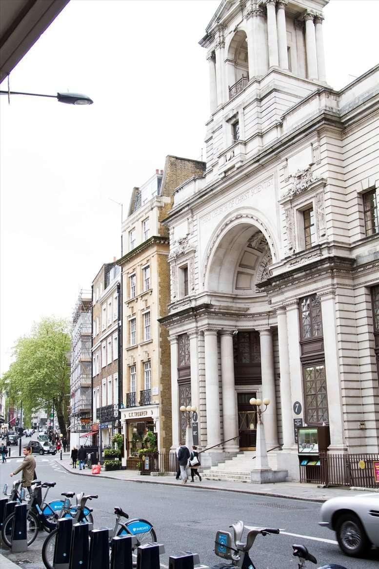 Photo of Office Space on 3 Queen Street Mayfair