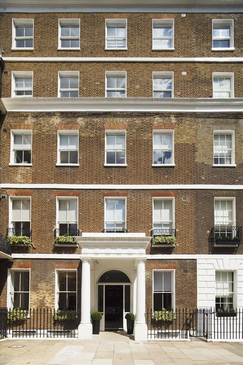 22 Manchester Square, Central London Office Space Marylebone