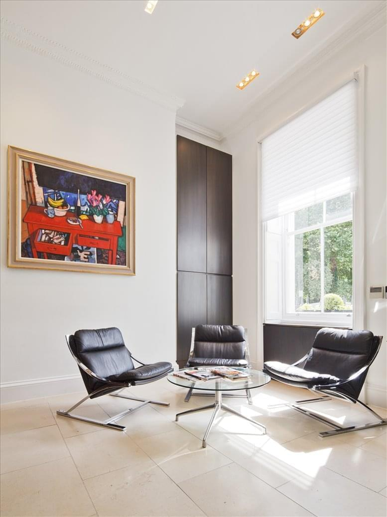 Picture of 22 Manchester Square, Central London Office Space for available in Marylebone