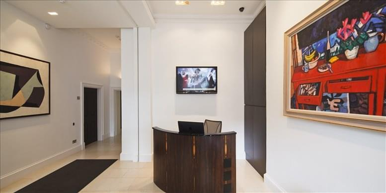 Office for Rent on 22 Manchester Square, Central London Marylebone