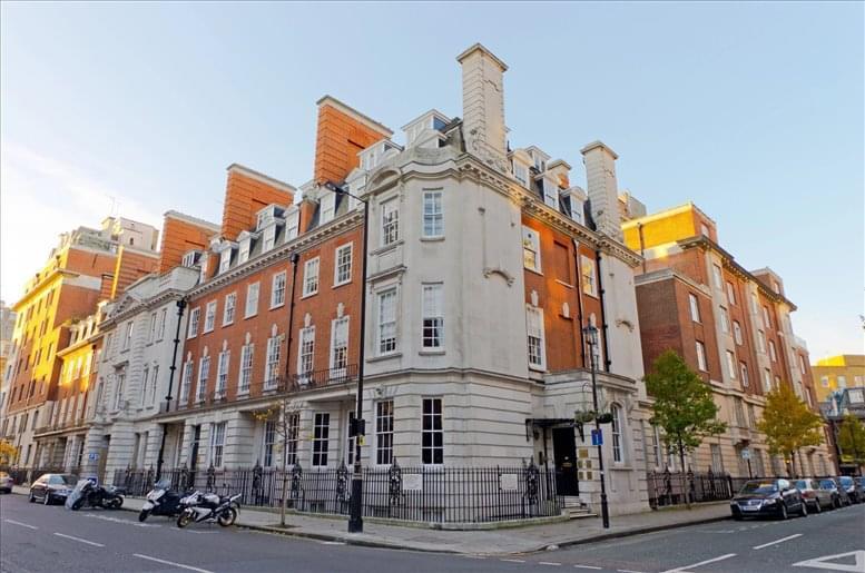 4 Devonshire Street, London Office Space Marylebone