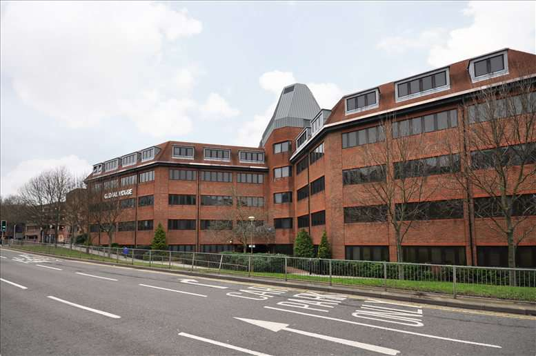 Global House, 1 Ashley Avenue Office Space Ealing