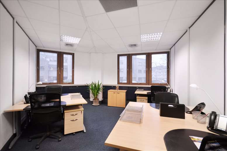 Global House, 1 Ashley Avenue Office for Rent Ealing