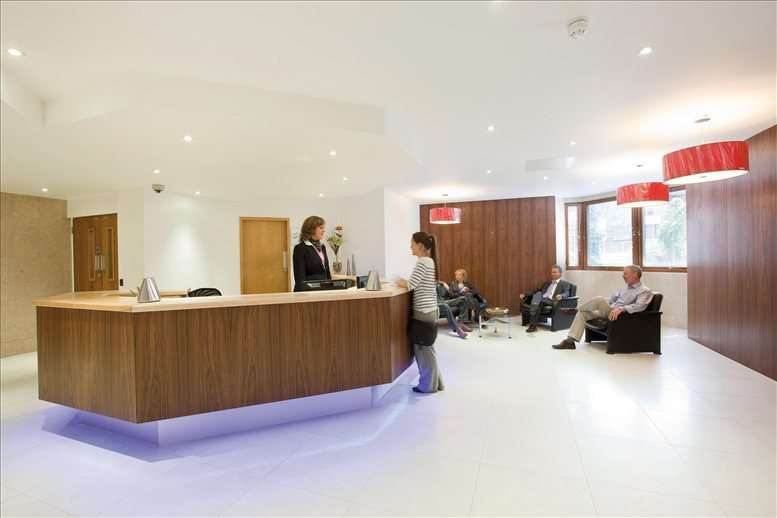 Picture of Global House, 1 Ashley Avenue Office Space for available in Ealing