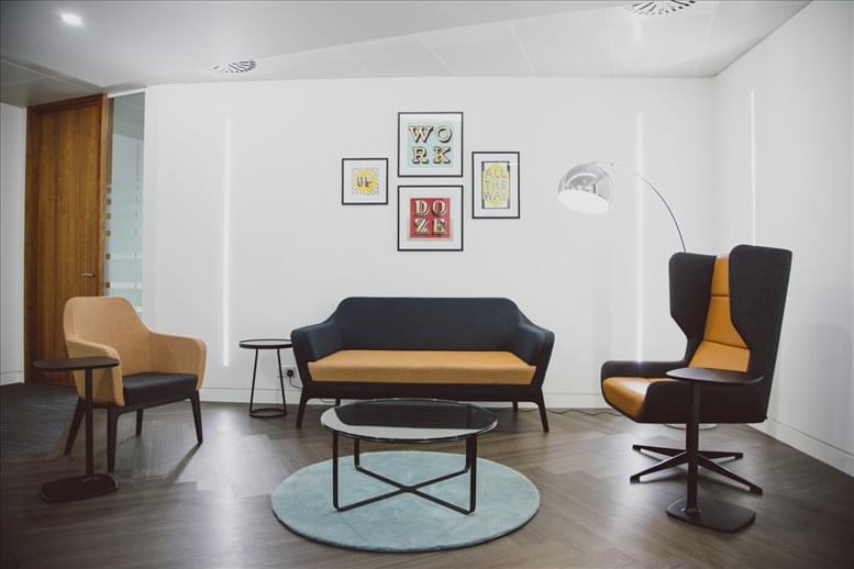 16 High Holborn, London Office Space High Holborn