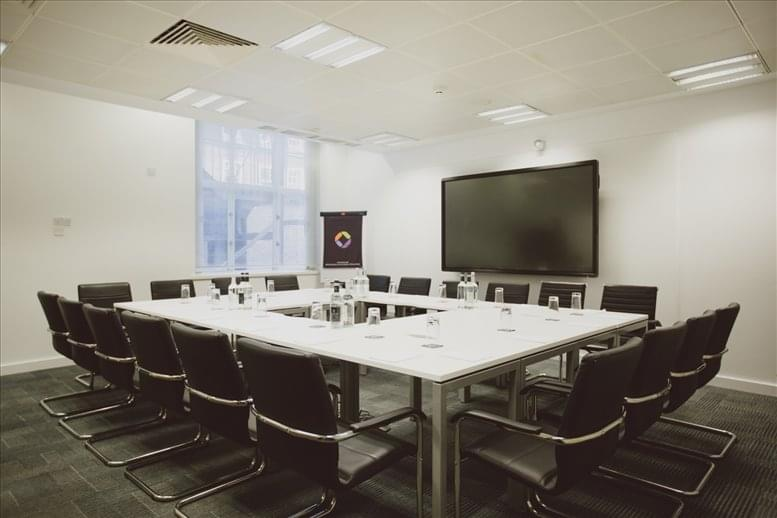 Rent High Holborn Office Space on 16 High Holborn, London