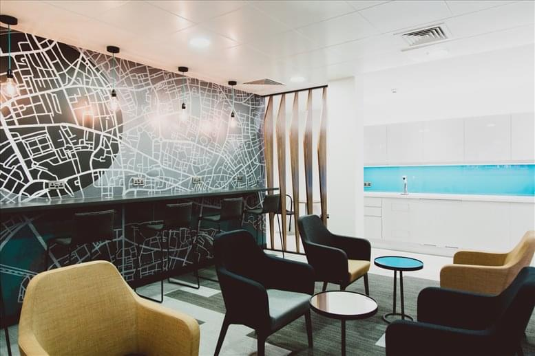 Photo of Office Space available to rent on 16 High Holborn, London, High Holborn