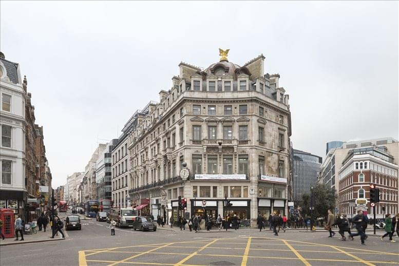 107-111 Fleet Street available for companies in Fleet Street