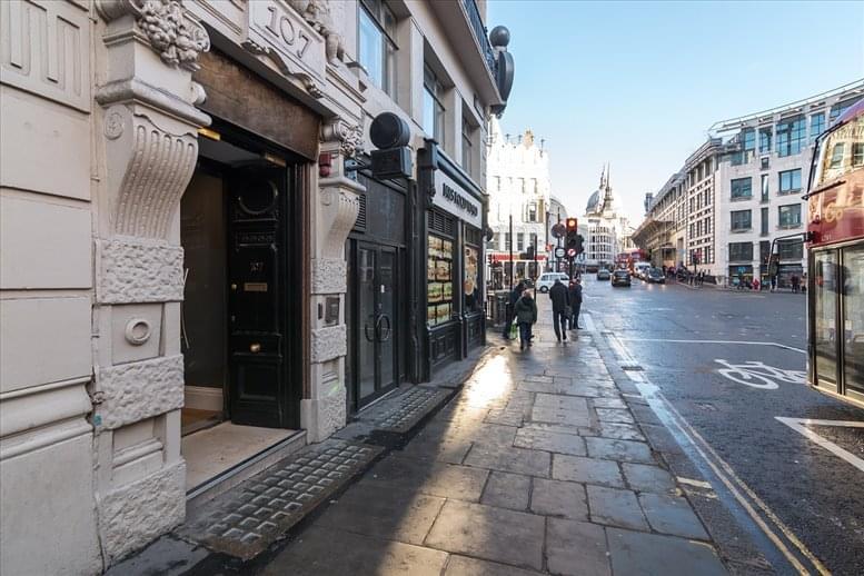 107-111 Fleet Street Office for Rent Fleet Street