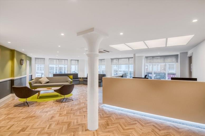 Picture of 107-111 Fleet Street Office Space for available in Fleet Street