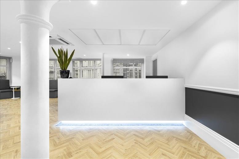 Image of Offices available in Fleet Street: 107-111 Fleet Street