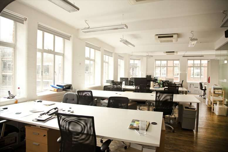 Photo of Office Space on 35 Great Sutton Street, Clerkenwell - EC1V