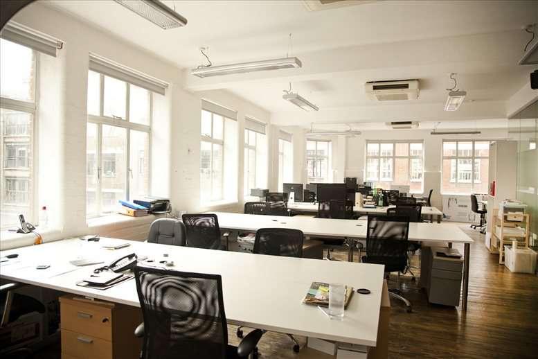 35 Great Sutton Street, Clerkenwell Office Space Farringdon