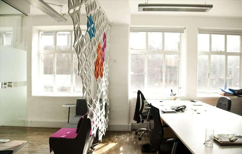 Photo of Office Space on 35 Great Sutton Street, Clerkenwell Farringdon