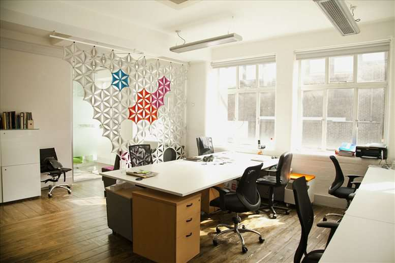35 Great Sutton Street, Clerkenwell Office for Rent Farringdon