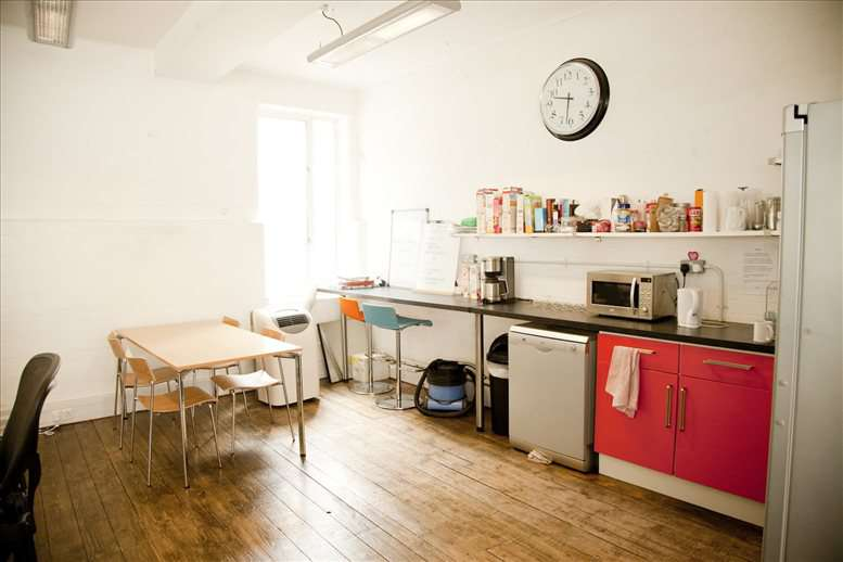 Farringdon Office Space for Rent on 35 Great Sutton Street, Clerkenwell