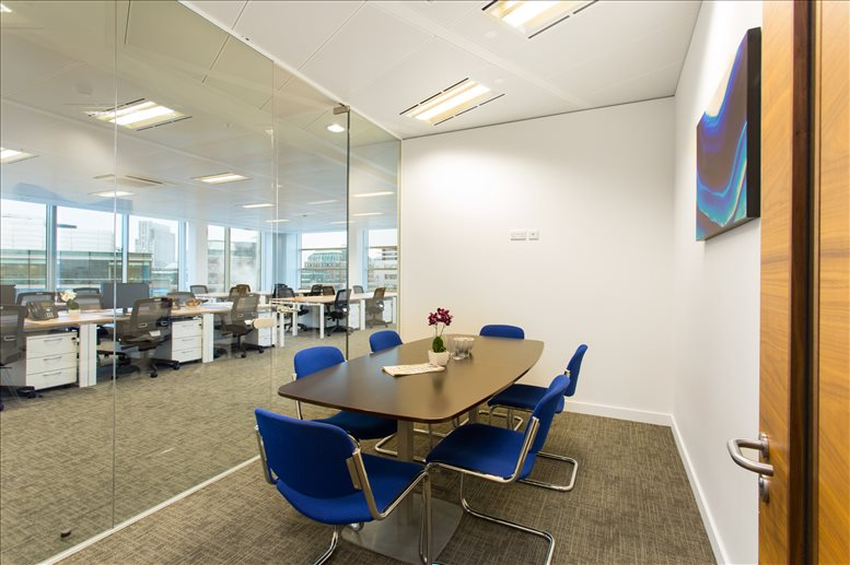 Rent Liverpool Street Office Space on 30 Crown Place, City of London