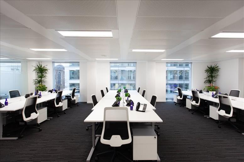107 Cheapside available for companies in Cheapside