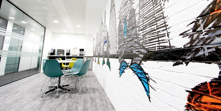 Rent Cheapside Office Space on 107 Cheapside