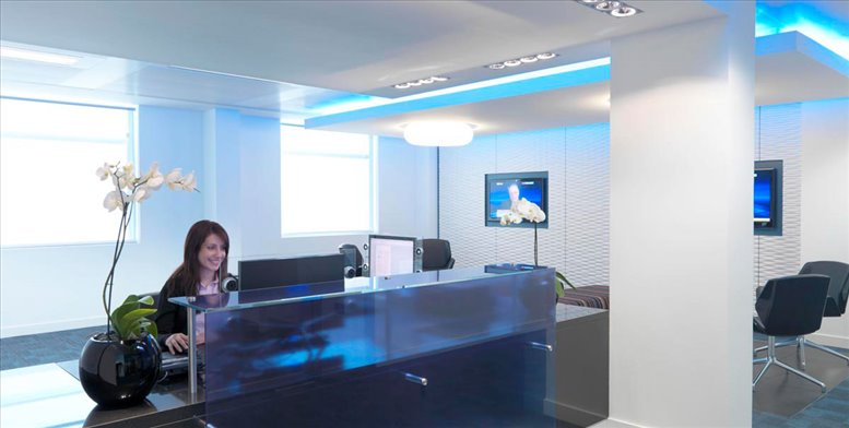 Cheapside Office Space for Rent on 107 Cheapside