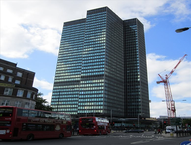 Euston Tower, Regents Place, 286 Euston Road available for companies in Fitzrovia
