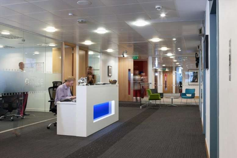 Euston Tower, Regents Place, 286 Euston Road Office for Rent Fitzrovia