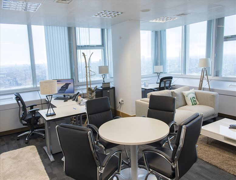 Rent Fitzrovia Office Space on Euston Tower, Regents Place, 286 Euston Road