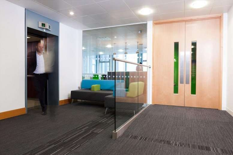 Image of Offices available in Fitzrovia: Euston Tower, Regents Place, 286 Euston Road