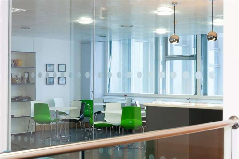 Fitzrovia Office Space for Rent on Euston Tower, Regents Place, 286 Euston Road