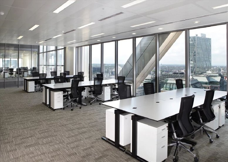 Picture of Salesforce Tower, 110 Bishopsgate Office Space for available in Bishopsgate