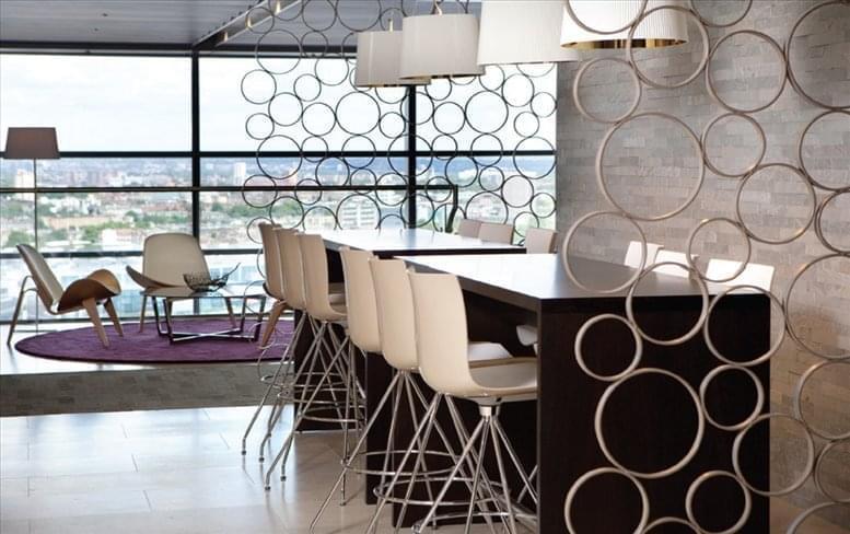 Rent Bishopsgate Office Space on Salesforce Tower, 110 Bishopsgate