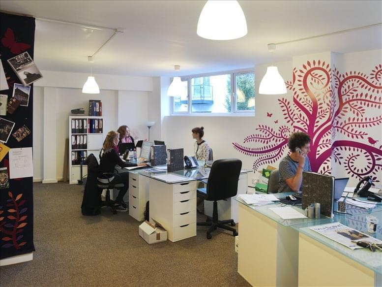 26-32 Voltaire Road Office Space Clapham