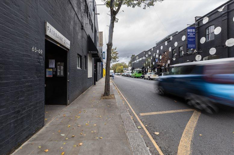 65 - 69 Lots Road, London Office Space Chelsea