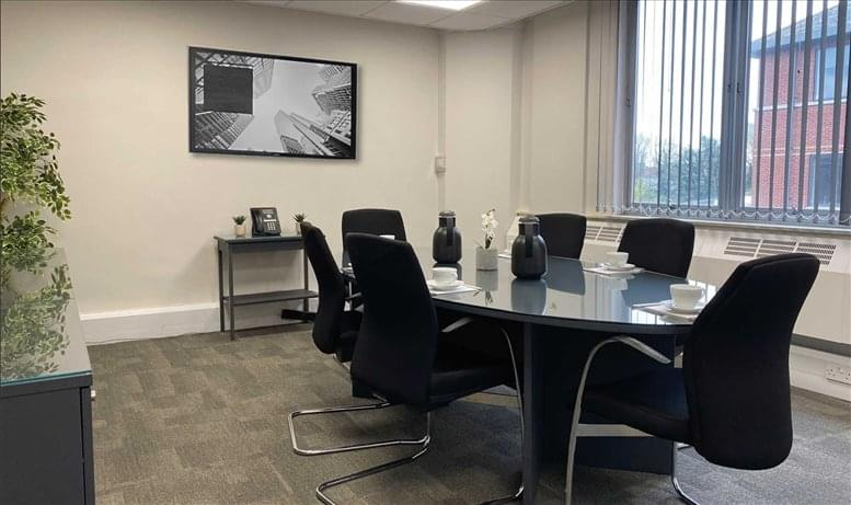 Photo of Office Space on 29-31 Elmfield Road Bromley