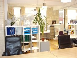 Larna House, 116 Commercial Street, Spitalfields Office for Rent Liverpool Street