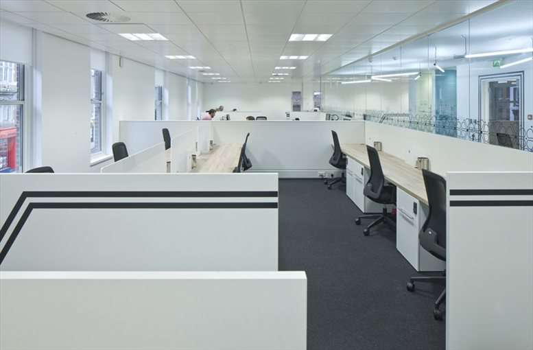 Picture of 109 Borough High Street, Southwark Office Space for available in Borough