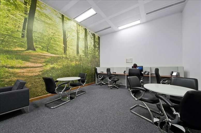 200 Aldersgate, City of London Office Space The City