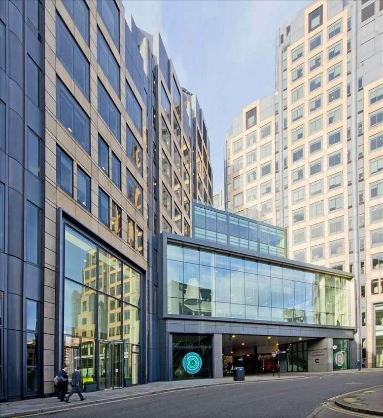 Photo of Office Space on 200 Aldersgate, City of London The City