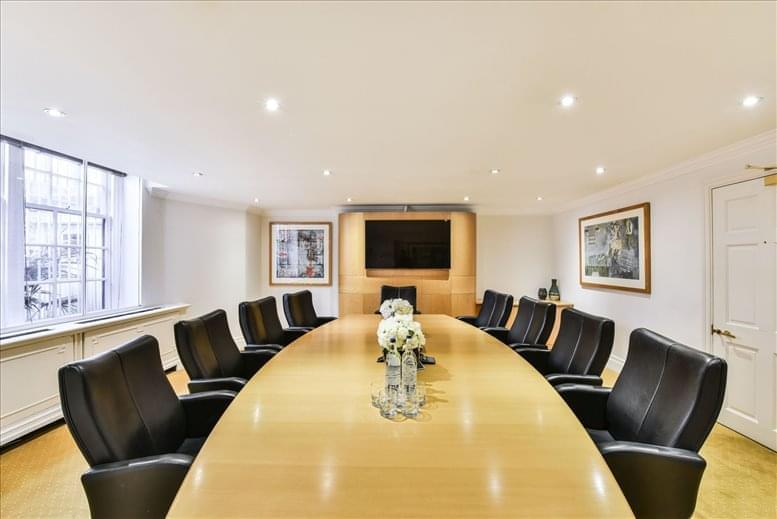 Photo of Office Space on 2 Eaton Gate, Kings Road Belgravia