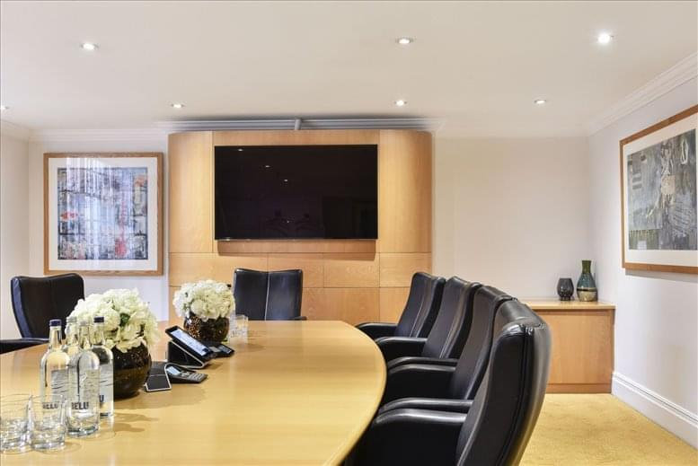 2 Eaton Gate, Kings Road Office for Rent Belgravia